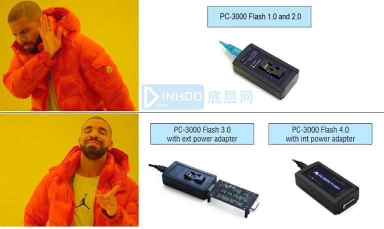 Flash数据恢复.新型低电压NAND芯片及其读取方法